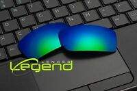 E25 BLUE/GREEN ETCHED POLARIZED Replacement HIGH QUALITY For Oakley GASCAN 1.5M