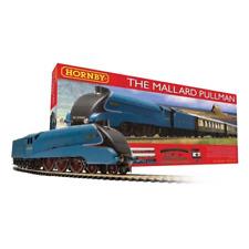 Hornby R1202 Mallard Pullman Train Set, Blue