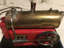 Vintage Electric Toy Steam Engine Boiler -  Weeden manufacturer.  model 43