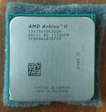 AMD Athlon II X3 415e CPU 2.5 GHz - Model AD415EHDK32GM