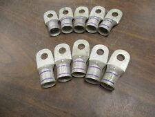 Crimp Lug 4/0 A *Lot of 10* New Surplus