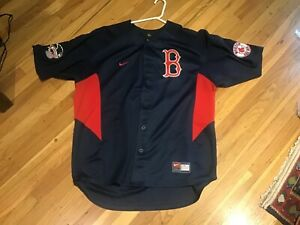 Boston Red Sox Baseball Team Nike Jersey - XL - MLB