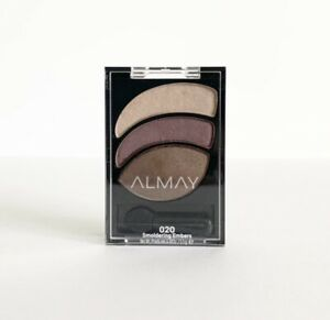 Almay Shadow Trios Smoky Eyeshadow Shade 020 Smoldering Embers