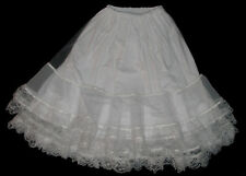 First Communion Petticoat - Tulle - Crinoline