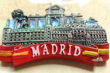 Spanien Spain Madrid Reiseandenken 3D Kühlschrankmagnet Reise Souvenir Magnet