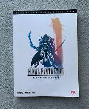Final Fantasy 12 XII - Lösungsbuch * TOP *