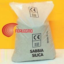 SAND SILICA FOR CLEANING PUMPS FILTER OF THE POOLS BAGS OF 25 KG ART.27731