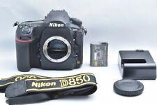 Near Mint NIKON DSLR Camera Body D850 Full Frame 11122count from JAPAN #49