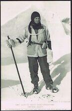 1910-13  British Antarctic Expedition - Captain Scott