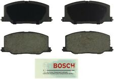 Front Blue Disc Brake Pads Bosch BE356 for Lexus ES250 Toyota Camry Celica