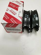 Genuine Toyota/Lexus Front Brake Pads 04465-0W141 Original New Full Set
