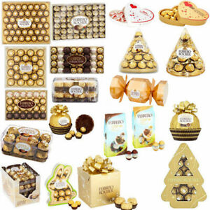 Ferrero Rocher Collection All Occasion Heart Assortment Chocolate Gifts Box Sets