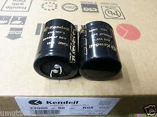 8pcs NEW KENDEIL 50V 22000UF 40x50mm HI_END LOW ESR CAPS AUDIO- QUAD NAIM AMP