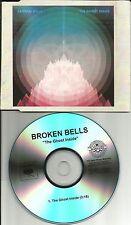Danger Mouse & The Shins BROKEN BELLS Ghost inside TST PRESS DJ PROMO CD Single