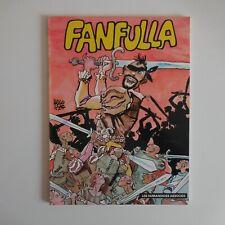 FANFULLA Hugo PRATT Les Humanoïdes Associés 1980 BD bande dessinée Paris N5362