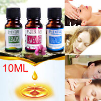 10ML 100% Pure & Natural Essential Oil Aromatherapy Therapeutic Grade Essential