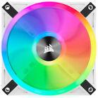 Corsair+iCUE+QL120+RGB+120mm+PWM+White+Fan+-+CO9050103WW