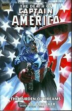 The Death of Captain America Vol 2 HC | 1st Printing | SEALED Hardcover