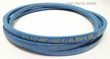 Pix Blue Kevlar 1/2 X 95 Belt For Craftsman Belt #'s 130801 144959 138255 160855