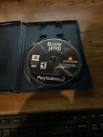 Guitar Hero (Sony PlayStation 2, 2006) Disc Only.