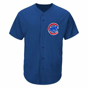 Chicago Cubs Pro Style MLB Licenced Cool Base Game Jersey