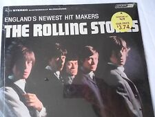 ROLLING STONES __SEALED__Original 1st PRESS__England Newest Hitmakers LP__EX+