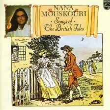 Songs Of The British Isles - Nana Mouskouri (2004, CD NEUF)