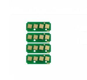 4x Toner Chip for Toshiba e-Studio 2051C/2050C/2551C/2550C T-FC30U-C ~ T-FC30U-K