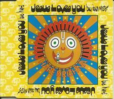 Boy George JESUS LOVES YOU Bow Down Mister / Love 3 RARE MIXES CD single SEALED