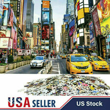 New York Times Square Jigsaw Puzzle 1000 piece Puzzles For Adults Kids Education