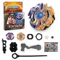 New Burst Beyblade Sun/Moon Double God B-00 01 Toys DUO ECLIPSE Launcher Grip