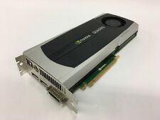 NVidia Quadro 6000 Graphics Card 6GB PCIE GDDR5 384-Bit VIDEO CARD