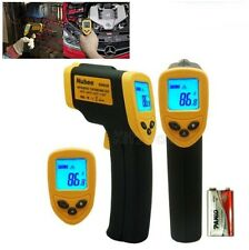 Digital Laser Infrared Thermometer IR Sensor Temperature Reading Gun Outdoor NEW