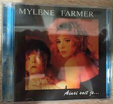 Mylene Farmer  – Ainsi Soit Je... ( CD, Album, Hyper Records)