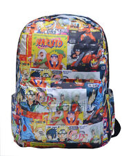 Anime NARUTO cosplay Full Printing Otaku Backpack School bag