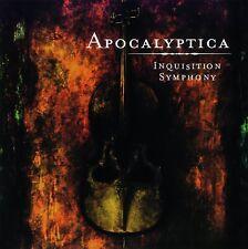 APOCALYPTICA - INQUISITION SYMPHONY   VINYL LP NEW!