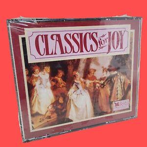1989 Reader's Digest Classics For Joy 3-CD Set