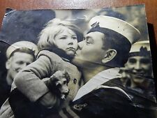 HMS EXETER SURVIVOR        ORIG WW2 ERA PRESS PHOTO
