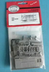 Parkside Dundas Plastic OO Gauge Wagon Kit PC79 - GWR/BR Horse Box Dia. N13