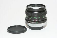 Vivitar 28mm 1:2 MC Wide Angle #22007656 C/FD Bajonett