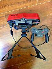 Nintendo Virtual Boy w/ Original Controller  FOR PARTS OR REPAIR ONLY