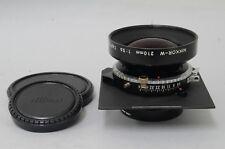 Nikon NIKKOR -W 210mm f/5.6 Large Format Lens