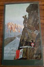 Battaglione Belluno 7 Alpini