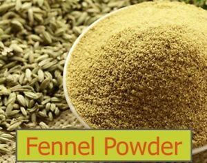 FENNEL POWDER, 1 oz -14 oz, Dry Ground Fennel Seeds, No Additives