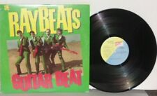 THE RAYBEATS Guitar Beat LP Vinyl PVC Danny Amis Surf Punk Garage PLAYS WELL