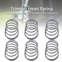 5x Grass Trimmer Head Springs Replacement Fits Universal Brush Cutter Parts New
