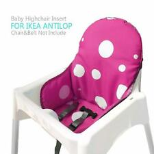 Highchair Seat Covers Insert Mat Cushion Washable Foldable Baby Ikea Antilop UK