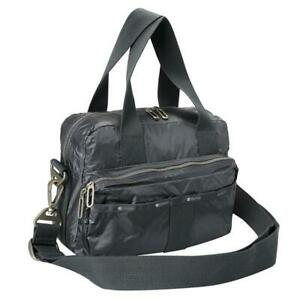 LeSportsac Essential Collection Metro Convertible Bag in Shadow C NWT
