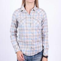 Levi's Tailored fit Damen Plaid Damenhemd Größe XS