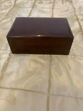 More details for dunhill vintage humidor a lovely smaller size humidor;.in vgc. rare dome top